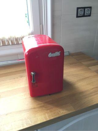 Nevera Coca- cola