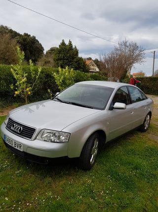 Audi A6, quattro automático, diesel, con bola