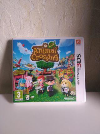 Animal Crossing para Nintendo 3DS