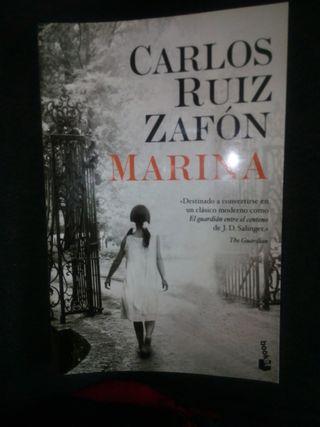 libro MARINA