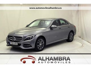 Mercedes-Benz Clase C Berlina 220 BLUETE AUTO