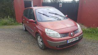 Renault Grand Scenic2 1.9Dci 130cv diésel 7 plazas