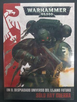 REGLAMENTO: Warhammer 40000 Español TapaDura - 7ed