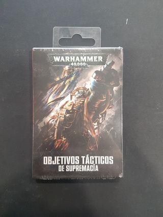 WARHAMMER 40000: OBJETIVOS DE SUPREMACÍA
