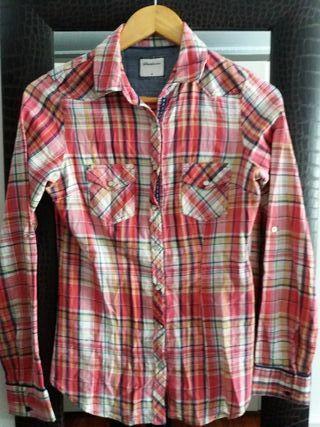 Camisa chica stradivarius