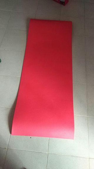 esterilla pilates