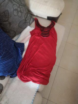 vestido de foesta