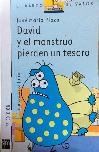 Libro infantil. Editorial SM