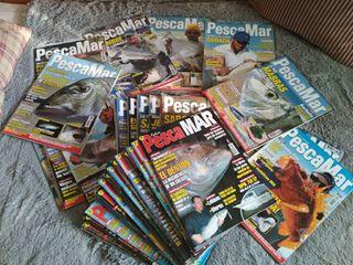 38 revistas Pesca Mar