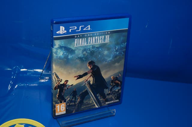 Videojuego ps4 FINAL FANTASY XV day one edition
