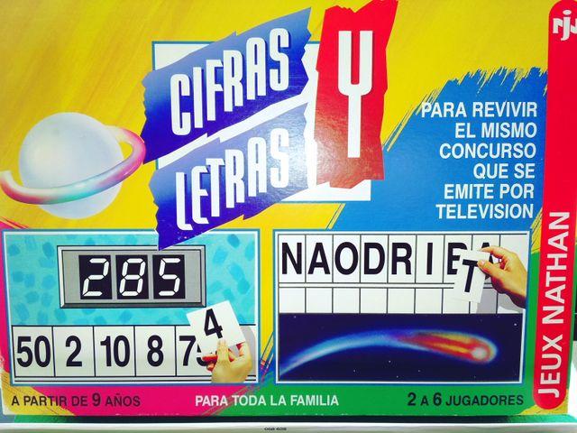 Juego De Mesa Cifras Y Letras De Segunda Mano Por 12 En Oviedo En