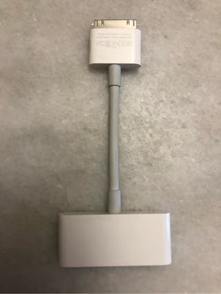 Adaptador original Apple