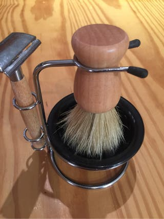 Brocha afeitar