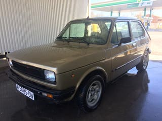 SEAT 127 cl special 1980