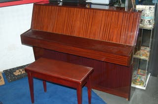 Piano ZIMMERMANN madera Piano vertical