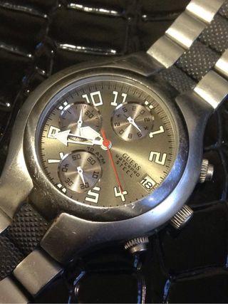 Reloj Guess Waterpro Steel