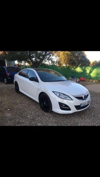 Mazda 6 blanco