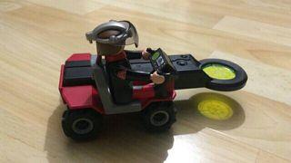 Playmobil detector metales