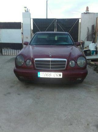 Mercedes-benz turbo diesel