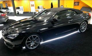 BMW Serie 6 Cabrio alquiler 2017