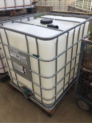 Depositos de agua para casa o huerto