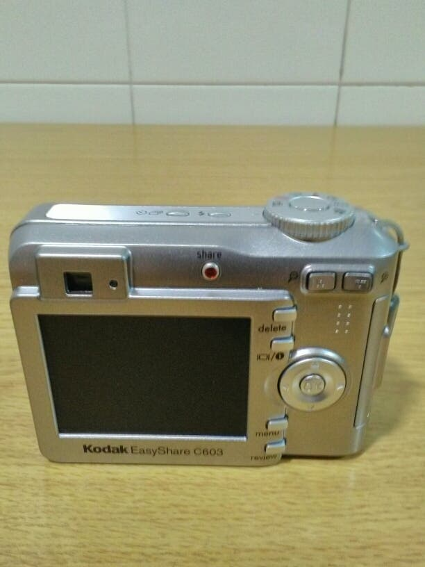 Camara de fotos- video marca KODAK