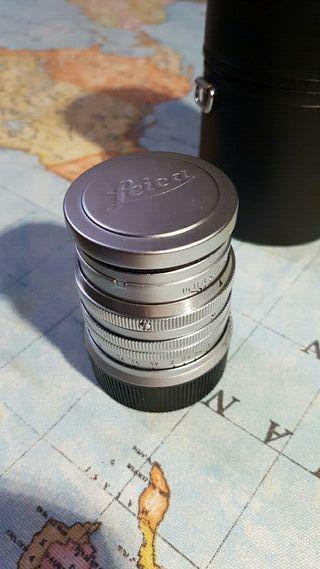 SUMMARIT LEICA (M) 50mm f/1,5 IMPECABLE
