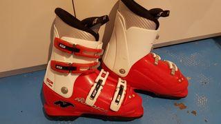 botas ski junior