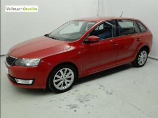 SKODA RAPID SPACEBACK ACTIVE 1.6 TDI GREEN TEC 105 CV 5P