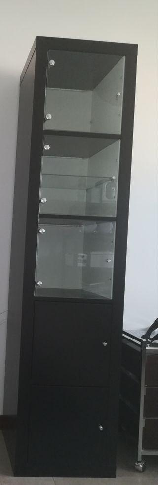 mueble vitrina