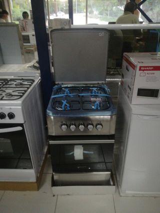 Cocina butano 4 fuegos de segunda mano por 229 en martorell en wallapop - Cocina butano segunda mano ...