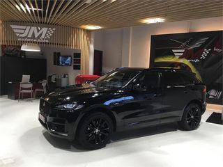 Jaguar F-Pace 2016. Nacional