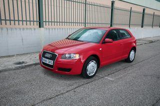 Audi A3 muy pocos kms y garantía precioso