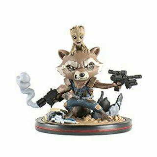 Figura Rocket & Groot