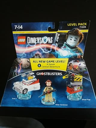 Level pack Ghostbusters Lego Dimensions