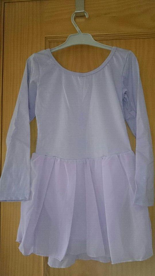 Mallot manga larga, con falda