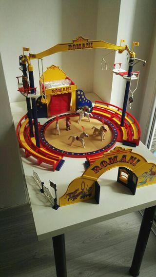 circo romani playmovil