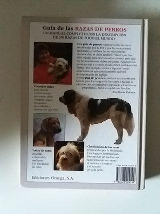 libro guia razas de perros