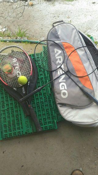 Raqueta deporte