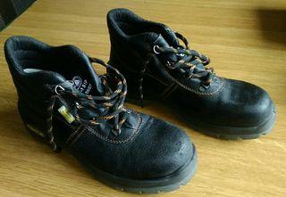 botas de obra