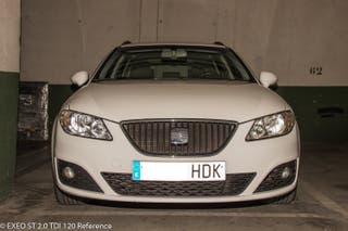SEAT Exeo ST TDI 120 Reference. 2011