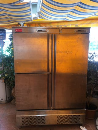 Camara industrial frigorifica