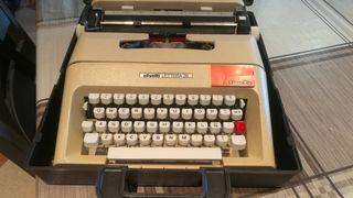 Máquina escribir olivetti Lettera 35