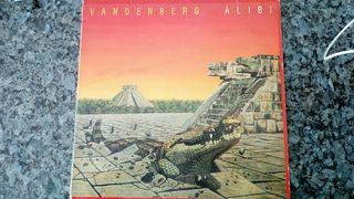 LP vinilo VANDENBERG (guitarrista de Whitesnake)