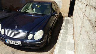 Mercedes-benz Clase E Elegance 2004
