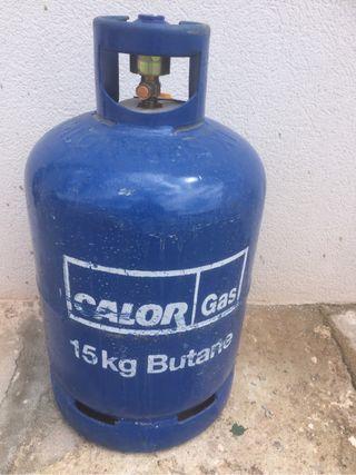 Botella de gas camping (vacio)