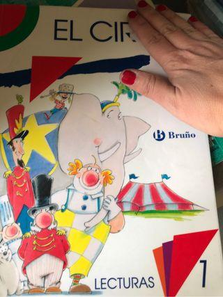 Libro el circo lecturas 1