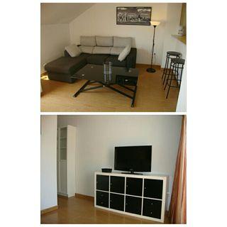 Gris Atico Terrazas 2 Dormitorios Alquiler En Fuengirola En