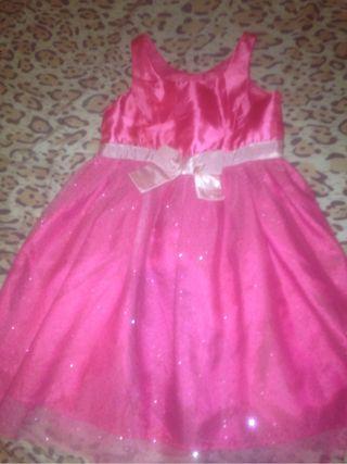 Vestido fiesta niña 4