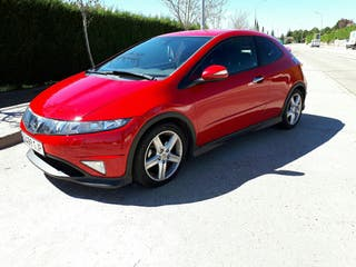 Honda Civic S-Type